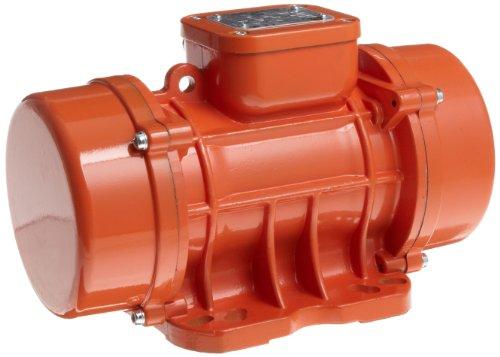 Oli Vibrator Mve.1150/4 Electric Vibrator Motor, Three Phase, 4 Poles, 1800 Rpm, 60 Hz, 230/460 Volt, 1119.94 Lb Output Force