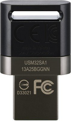 Sony Microvault USM-OTG-SA1 8GB Pen Drive