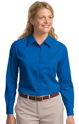 Buy Port Authority Women's Traditional Easy Care Long Sleeve Shirt