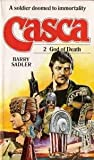 Casca-God of Death (0352315504) by Sadler, Barry