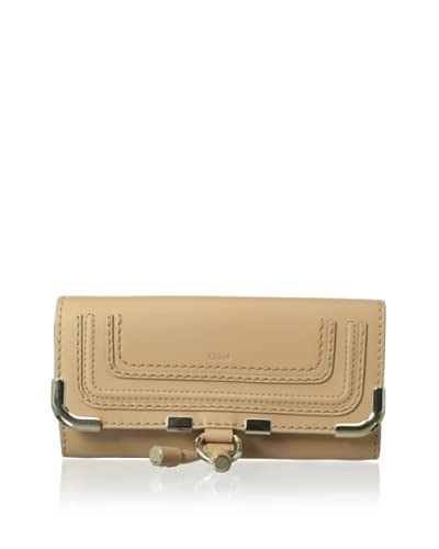 Chloé Women's Marcie Long Wallet, Pink