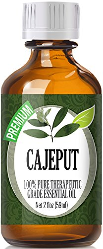 Cajeput (60ml) 100% Pure, Best Therapeutic Grade Essential Oil - 60ml / 2 (oz) Ounces