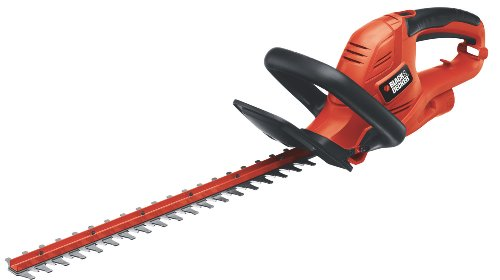 Black & Decker HT22 Hedge Trimmer, 22-Inch