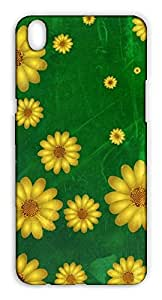 Oppo F1 Plus Floral Print Design Mobile Case Hard Back Cover for girls - Printed Designer Cover - OPOF1PFLRLB144