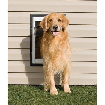 Petsafe Aluminum Wall Dog Door