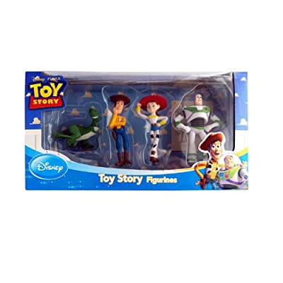 Disney Toy Story Figure Playset, 4-Piece