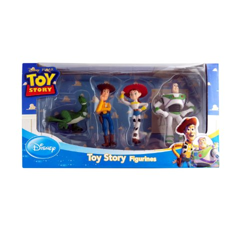 Disney Toy Story Figure Playset, 4-Piece - 1