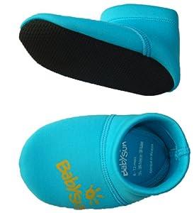 Babysun - Zapatos de baño, antideslizantes, color azul en BebeHogar.com