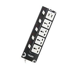 Zebronics A74-ZEB-4PS USB(Plus) Power Strip