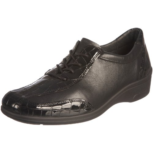 Rohde Women's 911290 Black Casual Lace Ups 9112 6.5 UK