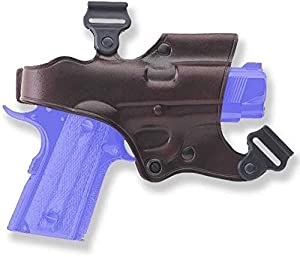 Galco Jackass Holster Component - Right Hand - Havana J248H