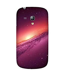 Pink Space Samsung Galaxy S3 Mini Case