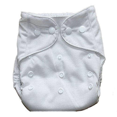 Baby Pocket Washable Adjustable Cloth Diaper Nappies Inserts front-3427
