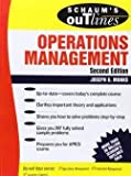 img - for Schaum's Outline of Operations Management (Paperback)--by Joseph G. Monks [1996 Edition] book / textbook / text book