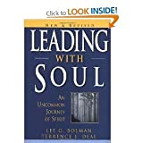 img - for Leading with Soul: An Uncommon Journey (text only) Rev Upd edition by L.G.Bolman.T.E.Deal book / textbook / text book