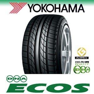 【クリックで詳細表示】YOKOHAMA(ヨコハマ) ECOS ES300 245/40R18 93W 低燃費タイヤ: カー&バイク用品