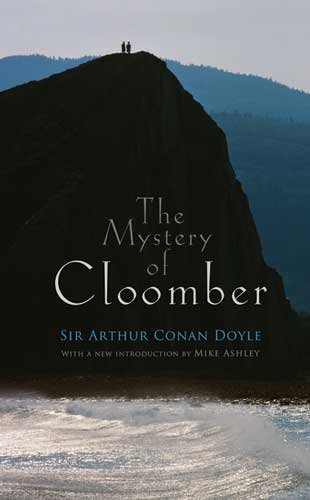 Large book cover: The Mystery of Cloomber