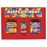 HSH HAPPY BIRTHDAY Gourmet Gift Box Set 3 packs