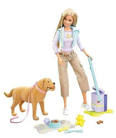 Η Barbie και ο Tanner...