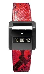 Ventura W 31 L3 - Reloj de mujer con correa roja