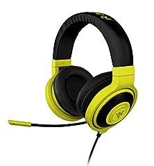 buy Razer Kraken Pro Over Ear Pc And Music Headset - Neon Yellow