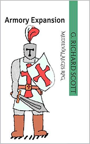 Medieval Aegis RPG: Armory Expansion PDF