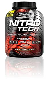 Muscletech Nitro Tech Hardcore Pro Series Chocolate 1.8kg