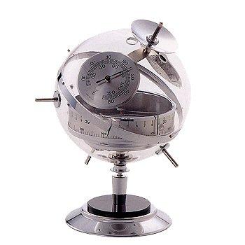 温度計・気圧計・湿度計【飛んでる気象衛星を思わせる】 AT-102