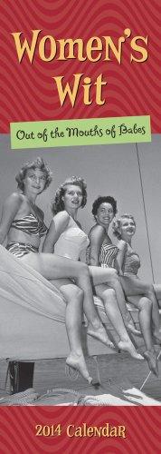 Women's Wit 2014 Slimline Calendar