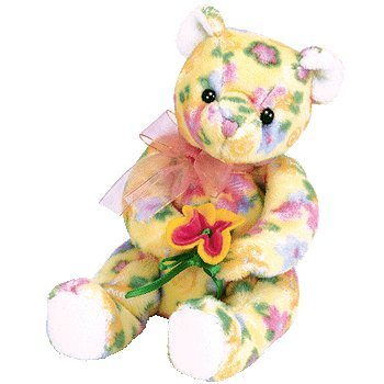 TY Beanie Baby - BLOOM the Bear [Toy]