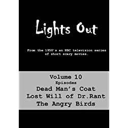 Lights Out - Volume 10
