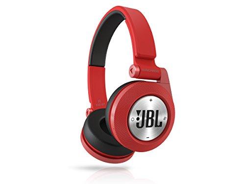 【国内正規品】JBL Synchros E40BT 密閉型オンイヤーワイヤレスヘッドホン Bluetooth対応 レッド  E40BTRED