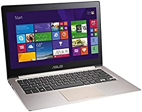 ASUS 13.3 Inch Touch Screen Notebook with QHD, Display, Intel Core i7 Processor, 8GB, NVIDIA GT840M, 256GB SSD, No Optical Drive, Smoky Brown (UX303LN-DB71T-CA)
