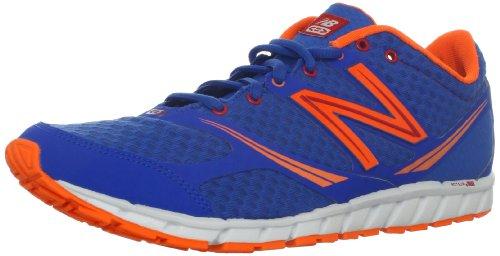 New Balance New Balance Men's M730v2 Running Shoe,Blue/Orange,10 D US