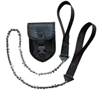 Chainmate 24-Inch Survival Pocket Chain Saw With Pouch