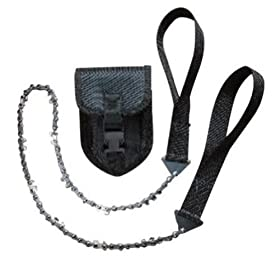Chainmate CM-36SSP 36-Inch Survival Pocket Saw Chain with Pouch