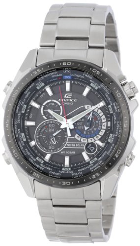Casio Men's EQS500DB-1A1