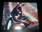 Tom Holland - Autographed Signed 8x10 inch Photograph - AVENGERS INFINITY WAR Spider man