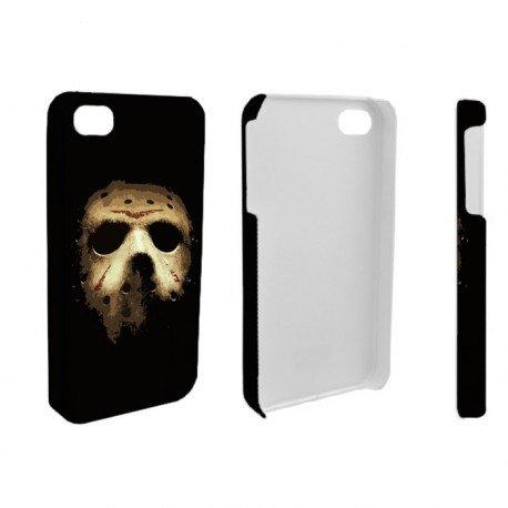 Cover 3D per iPhone 4-4S Jason Mask Maschera Introvabile
