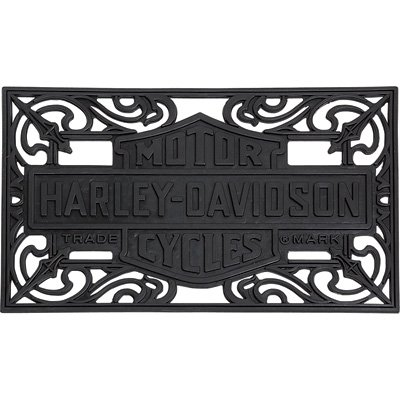 Harley-Davidson Bar & Shield Entry Mat
