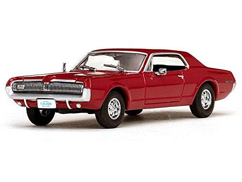 1967 Mercury Cougar 1/43 Red