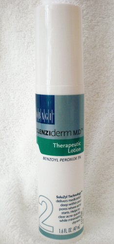 Obagi Medical Clenziderm M.D. Therapeutic Lotion Benzoyl Peroxide 5%, 1.6-Ounce Bottle