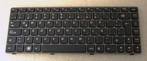 25012653 New Lenovo V470 B470 Keyboard Spanish Espanol Teclado 25012653 new original 04x0639 italian keyboard for lenovo thinkpad helix type 3xxx 3701 3702 3697 3698 laptop keyboard