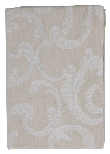 Sheridan S2ZMPY012 Living Mode Kismet Europe - Federa cuscino, 65 x 65 cm, colore: Flax
