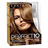 Clairol Perfect 10 by Nice 'n Easy Hair Color by Clairol