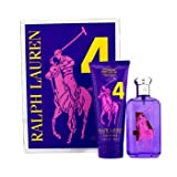Polo Big Pony Women #4 by Ralph Lauren Eau de Toilette Spray 100ml & Body Lotion 200ml
