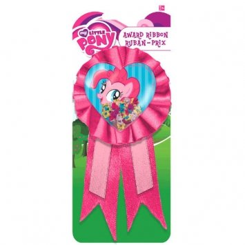 My Little Pony Friendship Magic Confetti Pouch Award Ribbon
