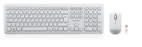 Perixx Desktop PERIDUO-703W Wireless UK Tastatur