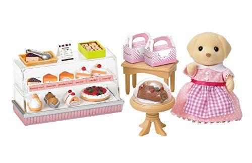 シルバニアファミリー お店 おいしいケーキ屋さんセット