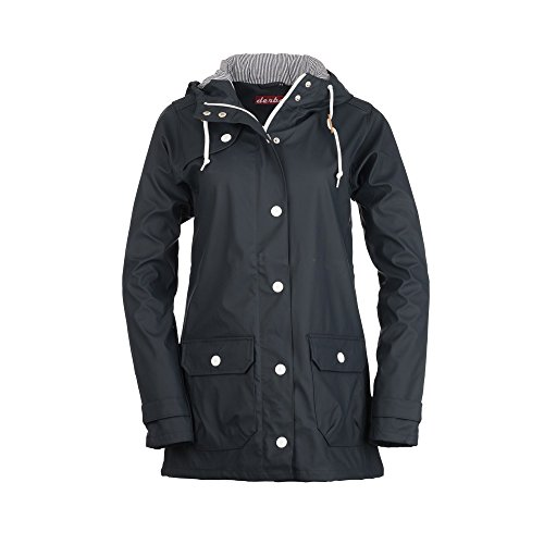 derbe-damen-regenjacke-mantel-peninsula-fisher-navy-blue-striped-40-l